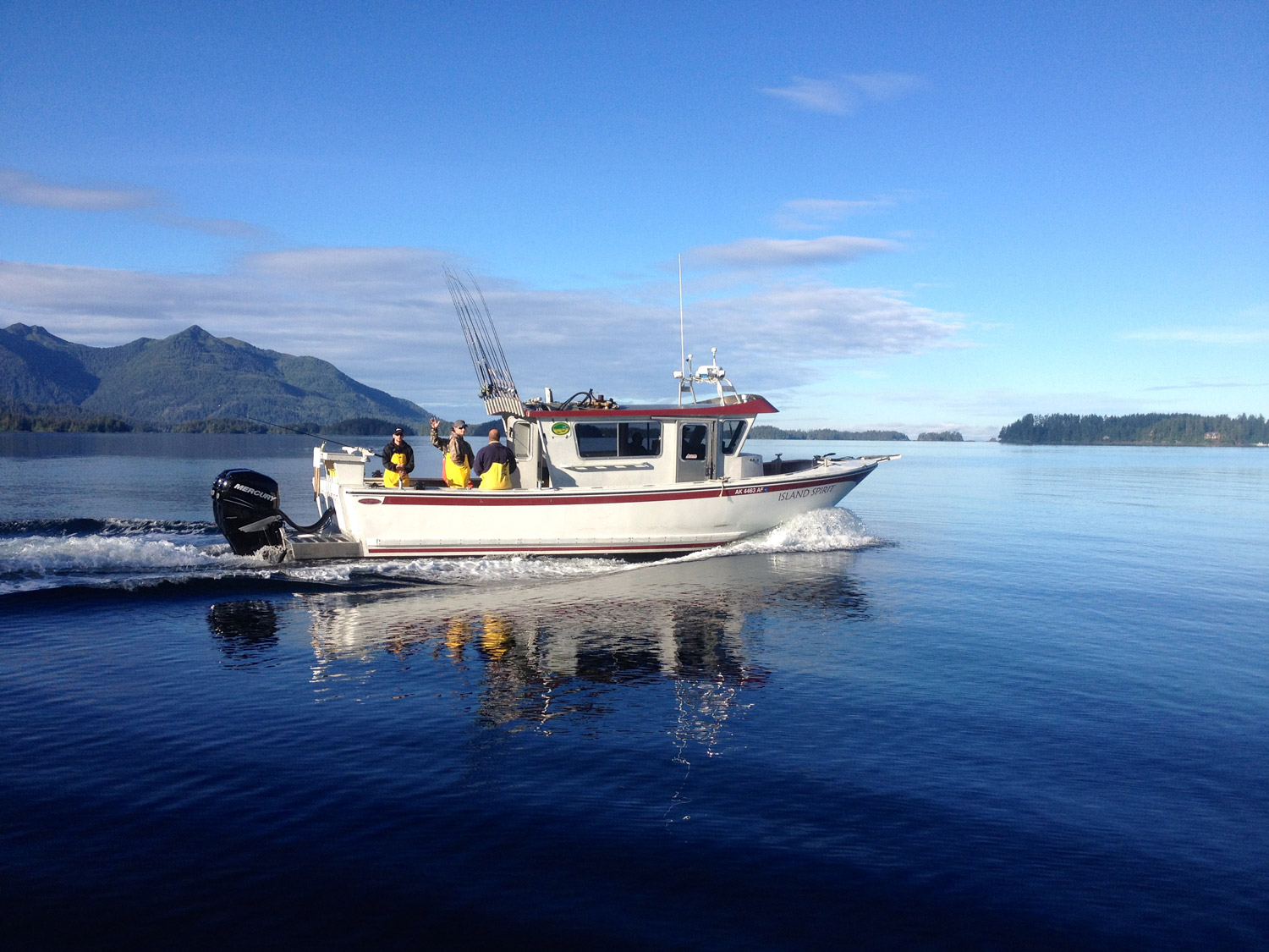 Alaska salmon fishing alaska halibut fishing sitka for Alaska fishing trips