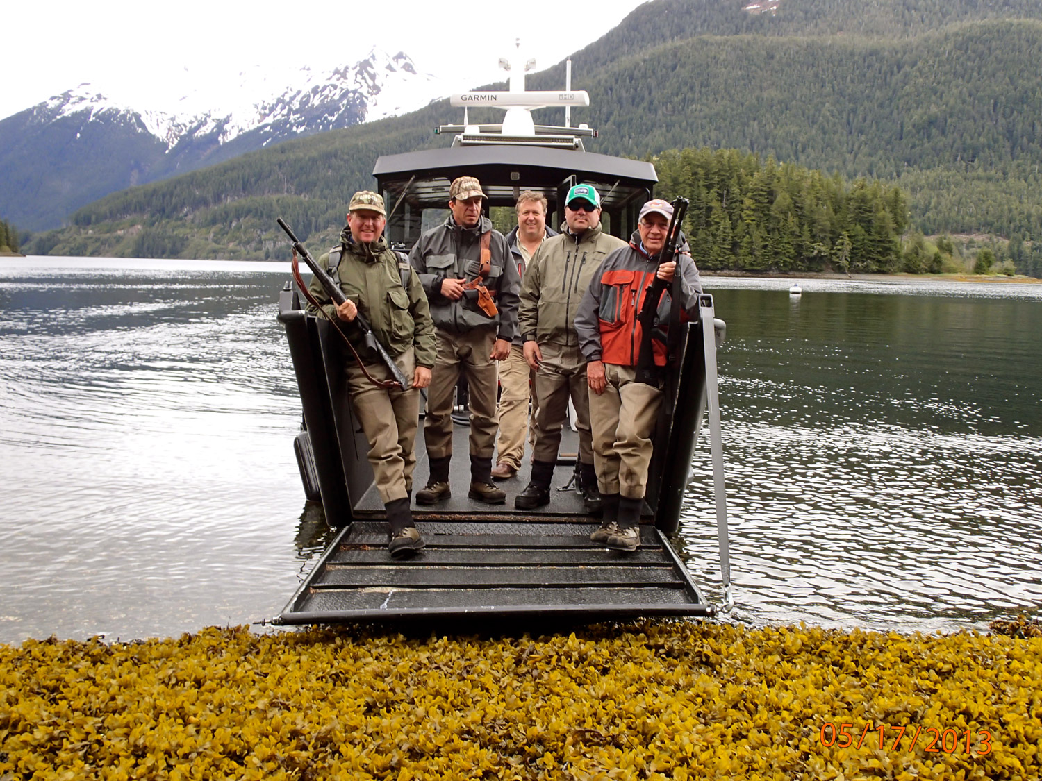Southeast alaska halibut fishing trips sitka alaska for Alaska fishing vacation packages