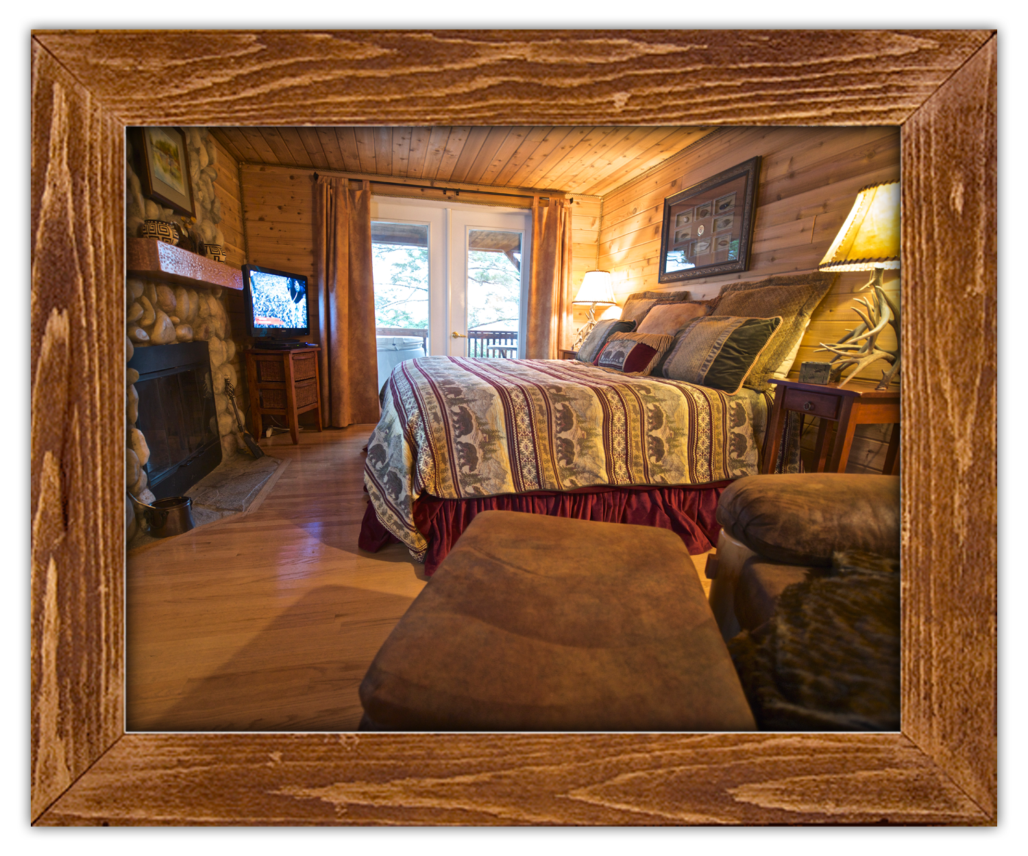 Lodge Room Design: Luxury Fishing Lodge In Alaska, Sitka Alaska Luxury